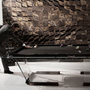 Design objects - Teckell T1.1  Black / Light Bronze - TECKELL