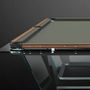 Decorative objects - Teckell T1.3 Wood Pool Table - TECKELL