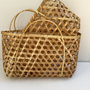 Shopping basket - Basket QUAIL nature - SARANY SHOP