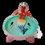 Objets de décoration - Bol Sirène à la noix de coco - PINK PAMPAS