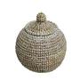 Decorative objects - Ali Baba blanc - EA DÉCO NATUREL & DESIGN