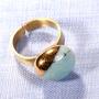 Bijoux - Ensemble de bijoux en perle de boue n°2 - MARU