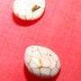 Bijoux - Boucle d'oreille en perles de boue n°3 - MARU