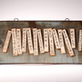 Decorative objects - Baked Letter Wall Object - HWATAK