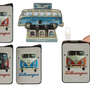 Licenced products - Electro metal lighter, VW Bus - OUT OF THE BLUE