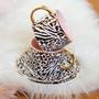 Mugs - Safari Leopard - Teacup & Saucer - CRISTINA RE
