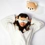 Travel accessories - Relaxeazzz Travel Cushion - PUCKATOR LTD