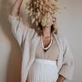 Puériculture - Louise | Collier de portage, d'allaitement et de dentition - MINTYWENDY
