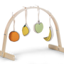 Soft toy - Baby Gym Fruit Toys  - CHILDHOME