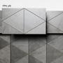Kitchen Furniture - PATTERN dynamic facades - PLY