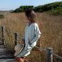 Homewear - Cosmetic Algae Dress - MARIALMA