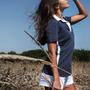 Homewear - Ensemble short et polo léger - MARIALMA