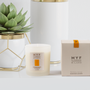 Candles - SCENTED CANDLE - MY FRAGRANCES MILANO