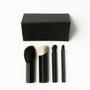 Gifts - MISUMI 4 Brushes & Triangle case - SHAQUDA