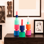 Design objects - Candle Holder Mila, Luz & Pilar - KITSCH KITCHEN