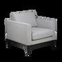 Armchairs - ESTOCOLMO armchair  - ALGA BY PAULO ANTUNES