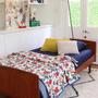 Throw blankets - Reversible quilted bedspread - LE PETIT LUCAS DU TERTRE