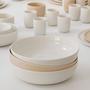 Tea and coffee accessories - Porcelain KAYA GRAND - MAOMI