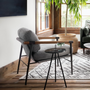 Assises - CHAISE ROWEN - TISSU - FUSE HOME