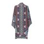 Ready-to-wear - Silk Kimono IVRESSE - TOUJOURS PRÉCÉDÉE DE FOLLE. - CORALIE PREVERT PARIS