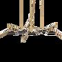 Chambres d'hôtels - Zenith Suspension - CASTRO LIGHTING