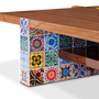 Dining Tables - Camelia Center Table - MALABAR