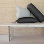 Fabric cushions - Finnish lambwool cushion, Kaarna - BONDEN