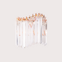 Decorative objects - JOSEPHINE I Applique - MAZLOUM LIGHT