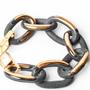 Bijoux - CHAINS BRACELET 7 MAILLONS - CHRISTINE'S - HANDMADE DESIGNERS ACCESSORIES