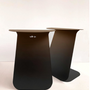 Design objects - YOUMY symmetrical round symetrical side table - gradient - MADEMOISELLE JO