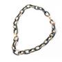 Bijoux - Chain Collier 28 maillons - CHRISTINE'S - HANDMADE DESIGNERS ACCESSORIES