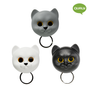 Baby furniture - Frenchy Key Holder - Key Ring Collection: Pets Dog Panda Mouse Cat and Friends - QUALY DESIGN OFFICIAL