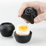 Bowls - Bella Boil Egg Holder and Spoon : Kitchenware Kitchen Dish Container Bowls Jar Food - QUALY DESIGN OFFICIAL