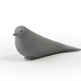 Organizer - Dove Door Stopper : Everyday Home/Houseware Eco living collection 100% recyclable Decorate Home - QUALY DESIGN OFFICIAL