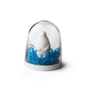 Office set - Animals Paper Clips Holder : Iceberg Stationery Collection Office Equipments - QUALY DESIGN OFFICIAL
