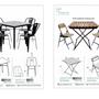 Chaises pour collectivités - Chaise Navid - NAHALSAN/PARAX