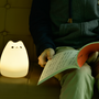 Cadeaux - Lampe LED Chat veilleuse USB - KELYS- LUXYS