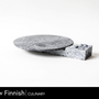 Assiettes de reception - OrbitPlate - HUKKA DESIGN / RAW FINNISH