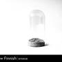 Design objects - GeoDome decorative object - HUKKA DESIGN / RAW FINNISH
