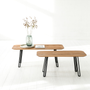 Coffee tables - WOOD MIND | TABLE - IDDO