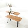 Tables basses - ESPRIT BOIS | TABLE - IDDO
