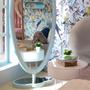 Miroirs - Cloud Mirror Blue - CIRCU