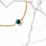 Bijoux - Bracelet Lien Apatite Bleue - GIVE ME HAPPINESS