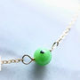 Jewelry - Chrysoprase - GIVE ME HAPPINESS