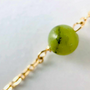 Jewelry - Necklace 40/42 cm Jade - GIVE ME HAPPINESS