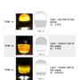 Table lamps - KOMOREBI - KISHU+