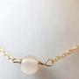 Bijoux - Bracelet lien Pierre de Lune - GIVE ME HAPPINESS