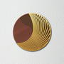 Decorative objects - Circular No. 5 - STUDIO GU