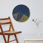 Wall decoration - Circular n°1 - STUDIO GU