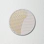 Wall decoration - Circular n°3 - STUDIO GU